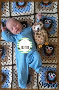Noah - One Month